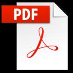 Adobe PDF file icon 256x256