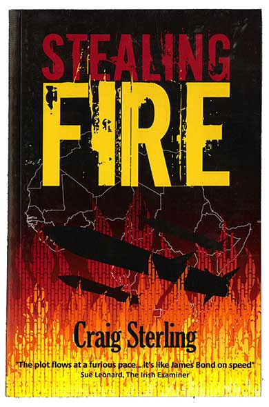 Stealing Fire by James Wood